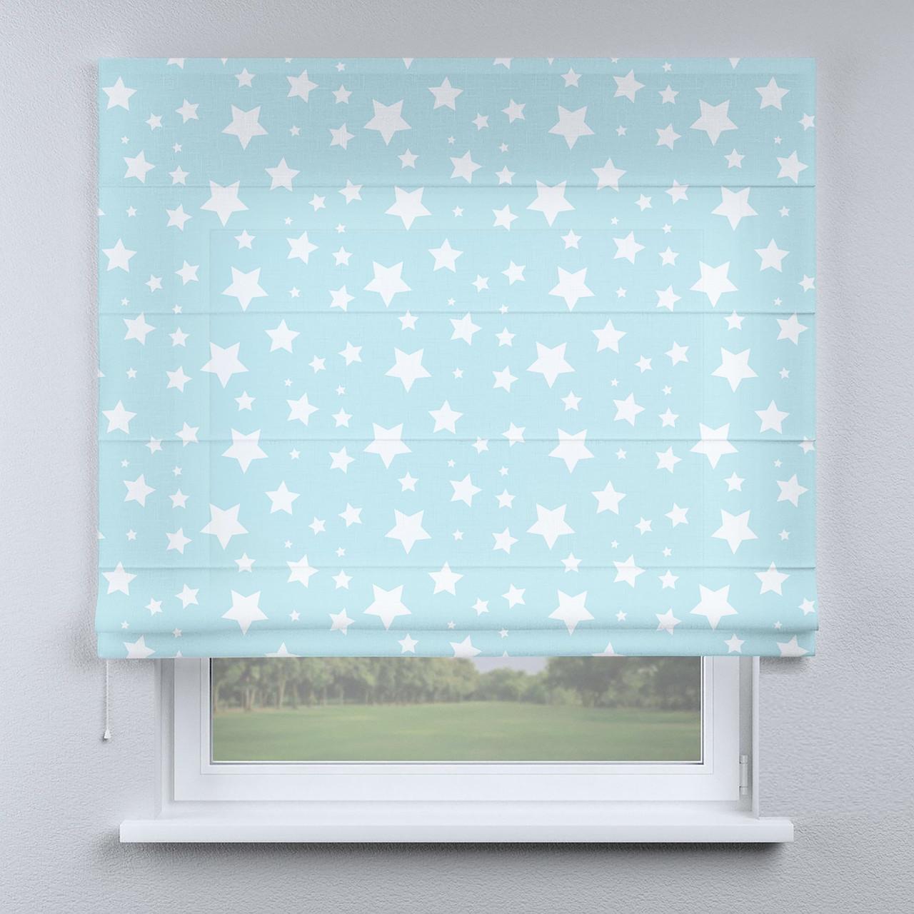 Римская фото штора Звезды. Бесплатная доставка. Любой размер до 3,5х3,5м. Гарантия. Арт. 15-04-15