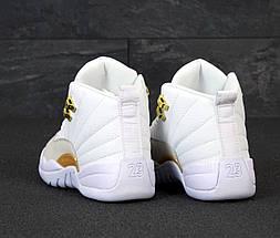 Мужские и женские кроссовки Nike Air Jordan 12 Retro, фото 3