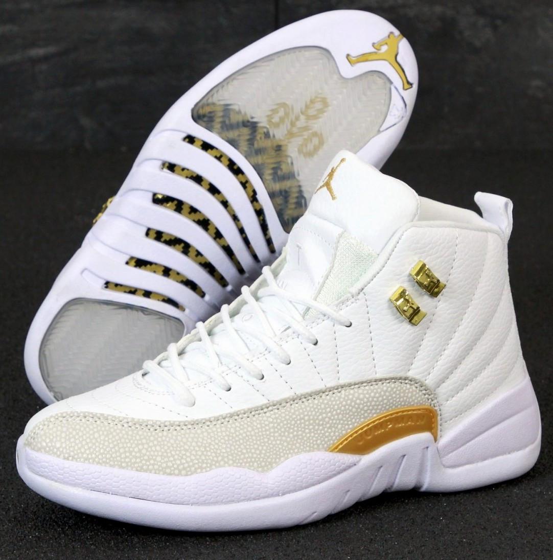 Мужские и женские кроссовки Nike Air Jordan 12 Retro