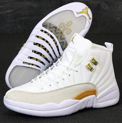 Мужские и женские кроссовки Nike Air Jordan 12 Retro, фото 2