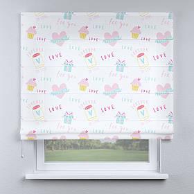 Римская фото штора Любовь