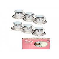 Сервиз чайный S&T Мильфлер 12 пр 30055-15023