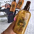 Кокосовое масло для загара с шиммером Top Beauty Coconut Oil Shimmer 200 мл, фото 3