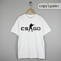 Футболка: CS-GO (Макет №1)