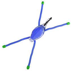 Фонарь-жук светодиодный Nite Ize BikeBug BLU/NI658, синий