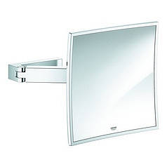 Зеркало косметическое Grohe Selection Cube 40808000