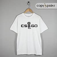 Футболка: CS-GO (Макет №4)