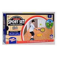 Игра Sport-Se 2в1 для мальчиков футбол, теннис MR 0144 (24шт)