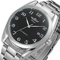 Мужские механические часы с автоподзаводом Winner Handsome (индикация даты)