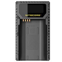 Зарядний пристрій Nitecore UNK1 для Nikon (EN-EL14/EN-EL14a/EN-EL15, USB)
