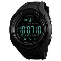 Мужские смарт-часы Skmei Turbo Black