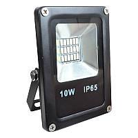 Прожектор светодиодный 220ТМ Slim Elite(LED-SLE, 800 люмен, IP65, 6500K, 10W)
