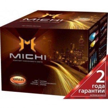 Комплект ксенона Michi H3 (5000K) 35W