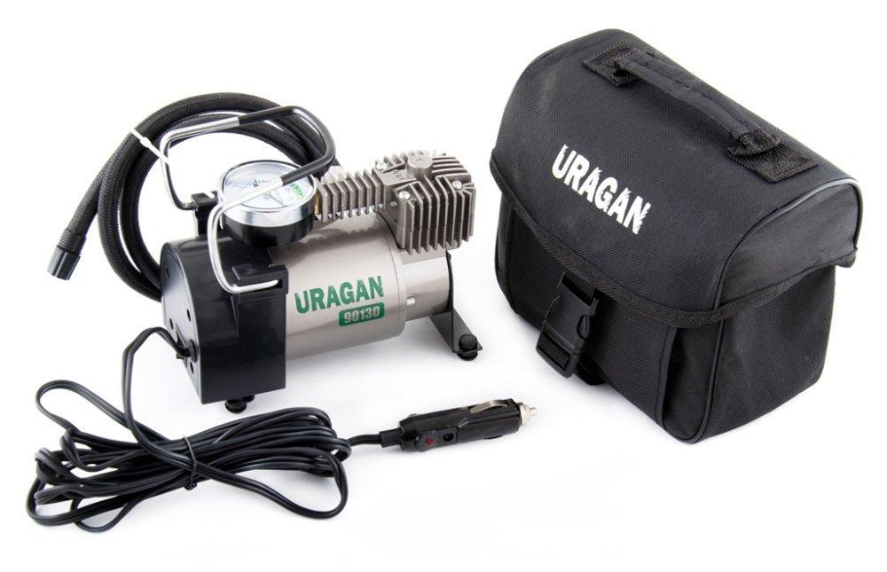 Автомобільний компресор URAGAN 90130