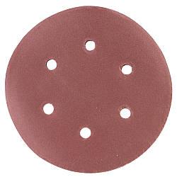 Шлифовальный круг 6 отверстий Ø150мм P240 (10шт) sigma 9122311