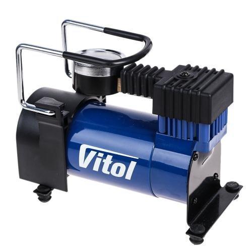 Автомобільний компресор Vitol K-20