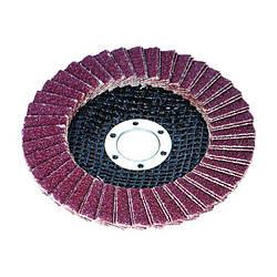Круг лепестковый торцевой 115мм (зерно 100) sigma 9171101