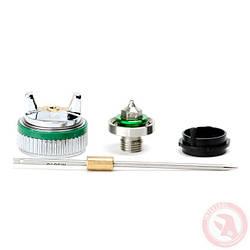 Сменный комплект форсунки HVLP II 1,0мм к PT-0128 Intertool PT-2106