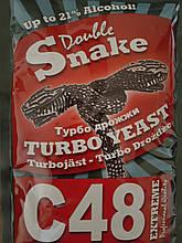 Турбо дрожжи Double Snake C48 Extreme