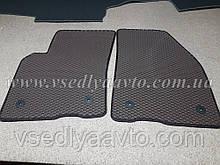 Коврики в салон передние Volvo V50 с 2004-2012 гг. (EVA)