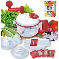 Ручной кухонный комбайн с аксессуарами S&T 02 A962