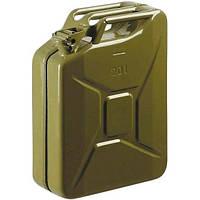 Каністра металева 20 л, Сталь 79020 (38638)