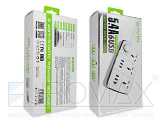 Концентратор USB-хаб Hub BAVIN 30шт PC588