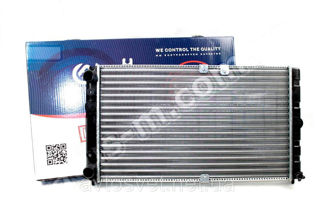 Радіатор водяного охолодження ВАЗ 1118 (алюм.) (пр-во Авто Престиж) 1118-1301012