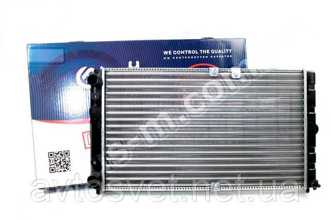 Радіатор водяного охолодження ВАЗ 1118 (алюм.) (пр-во Авто Престиж) 1118-1301012, фото 2