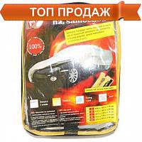 Тент автомобильный под зеркало в компл. (сумка+замок) М-432х165х119 (полиэстер серый) (пр-во MILEX) 102024