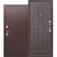 Двери входные уличные Таримус Групп Гарда 60 мм Медный антик / Венге Mini