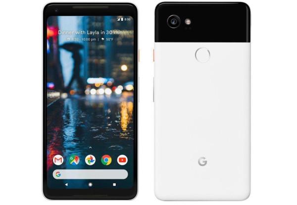 Смартфон Google Pixel 2 XL 4/64GB Just White Qualcomm Snapdragon 835 3520 маг