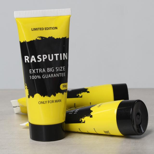 Гель для увеличения члена Распутин (Rasputin) 50 мл