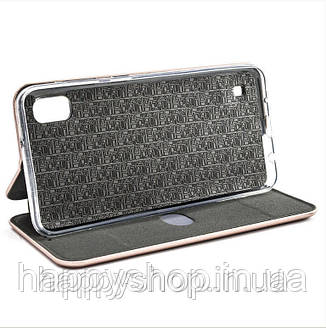 Чехол-книжка Gelius Leather для Samsung Galaxy A10 (SM-A105) Серый, фото 2