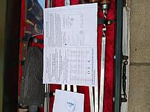 Набор шампуров и принадлежностей для пикника в чемодане., фото 3
