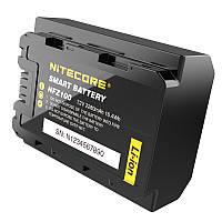 Аккумулятор Li-Ion Nitecore NFZ100 с Wi-Fi для камер Sony A7(R) III, A9 (ILCE-9) (2280mAh)