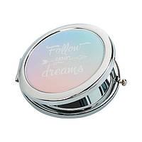 Карманное зеркало Ziz За своей мечтой SKL22-142661