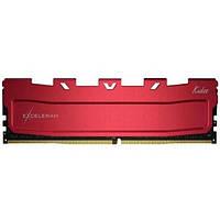 Оперативна память Exceleram 8 GB DDR4 3466 MHz Kudos Red (EKRED4083418A)