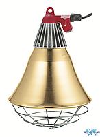 Брудер для інфрачервоної лампи InterHeat з перемикачем, E27, LP300S-7G