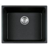 Кухонная мойка с сифоном под столешницу гранит Franke KBG 110-50 оникс (мпс) (125.0459.025)