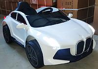 Детский легковой электромобиль Tilly Eva BMW (белый цвет)