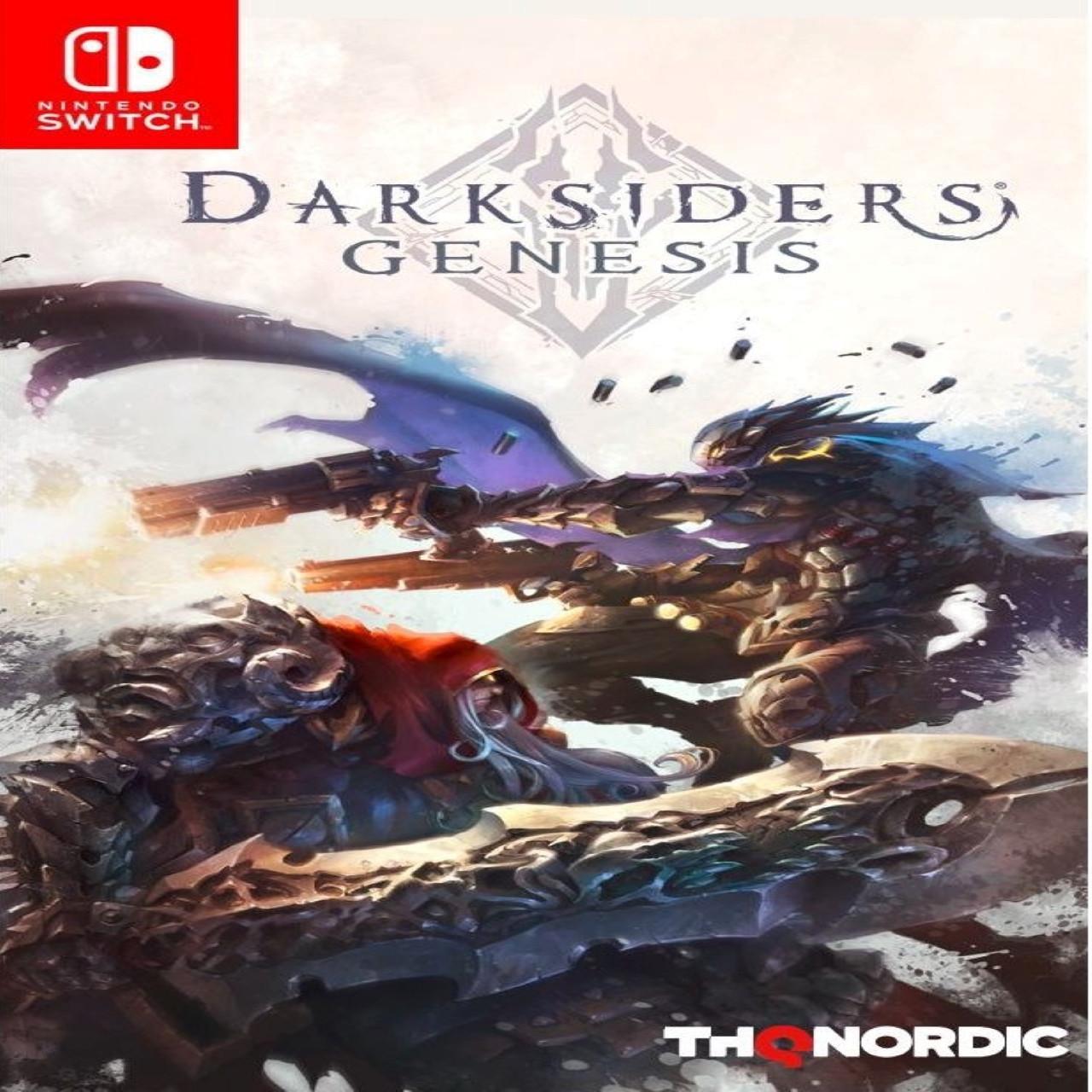 Darksiders Genesis (російська версія) Nintendo Switch