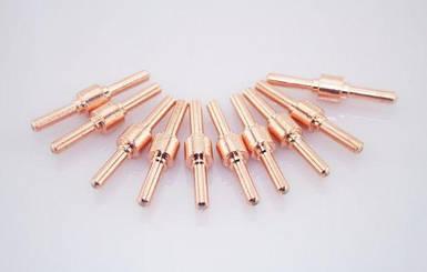 Катод (электрод) длинный для плазмотрона PT-31 плазмореза CUT 40