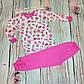 Піжама для дівчинки Туфлі інтерлок, фото 7