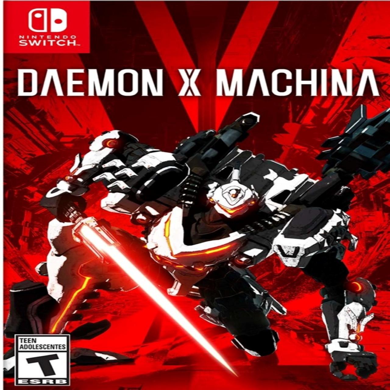 Daemon X Machina (английская версия) Nintendo Switch