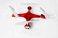 Квадрокоптер с камерой WI-FI SKYDrone CX-54W Красный