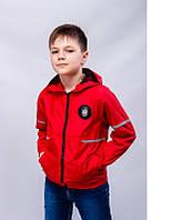 Куртка-ветровка для мальчика (подростковая) Турция