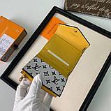 Гаманець Луї Вітон, шкіряна репліка, фото 8