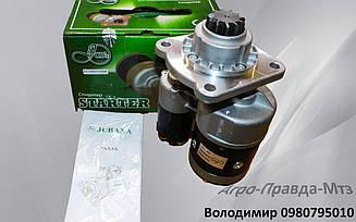 Стартер редукторний Jubana 12вт-2.7квт для погружчика Балканкар,Perkins
