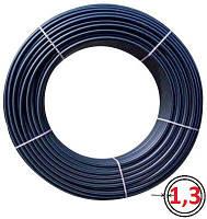 Труба д.16х1,3 PLUS из полиэтилена для полива (ПВХ - шланг)
